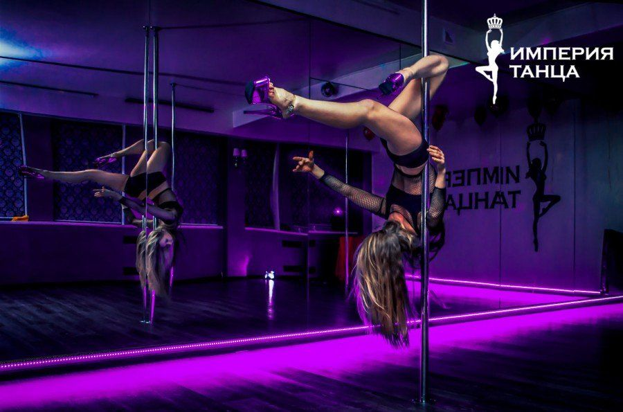 Школа Exotic Pole Dance в Минске
