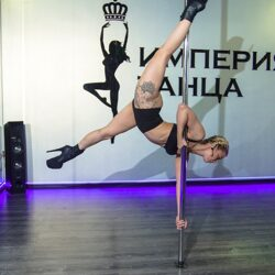 Exotic Pole Dance (танцы на пилоне)