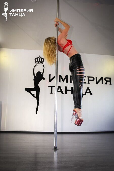 Школа танцев Exotic Pole Dance