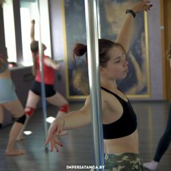 Уроки Pole Danca Art в Минске